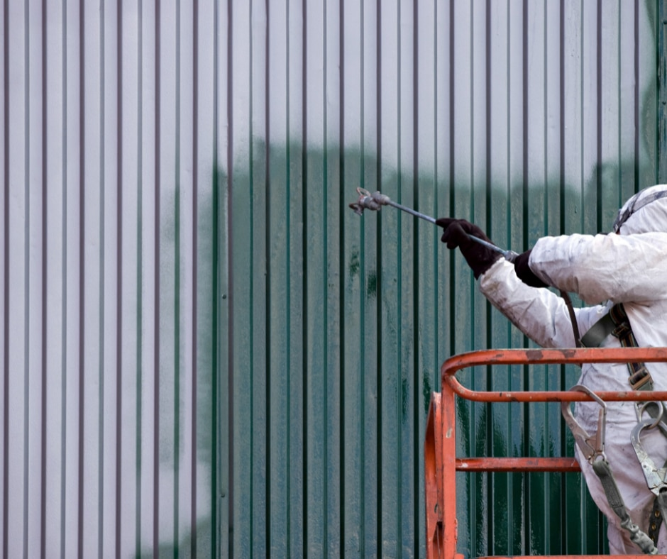 Jacksonville Commercial painting